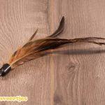 Oriole verenkattenspeeltje voor aan een kattenhengel zoals crazy hunter of flexi hunter