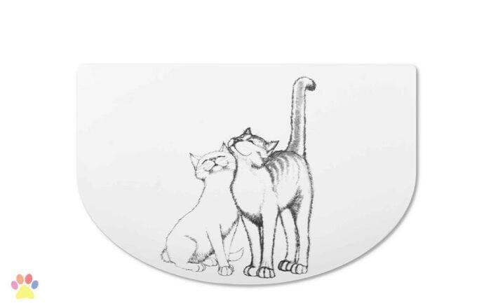 Katten Placemat Pussy Cats