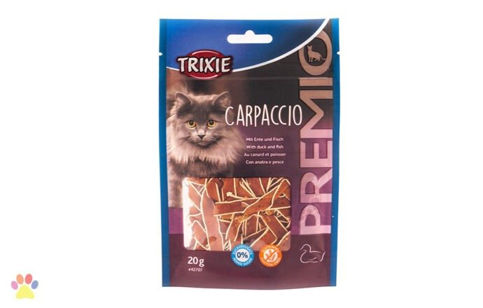 Trixie snacks carpaccio