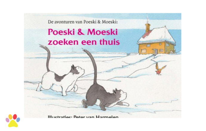 Poeski en Moeski zoeken een thuis Op = OP