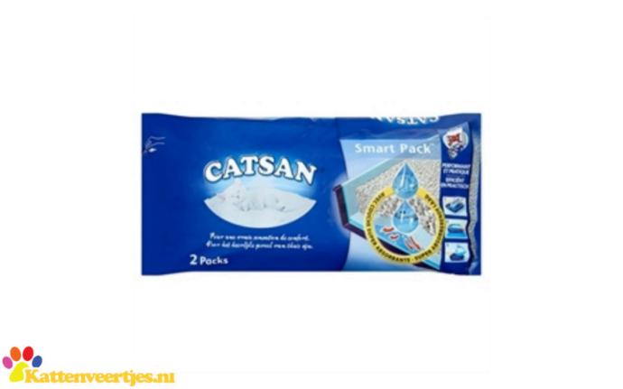 kattengrind CATSAN SMART PACK 2X4 LTR