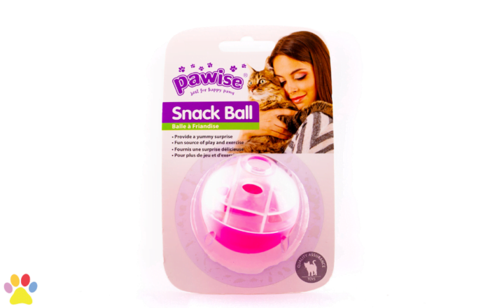 Pawise snack ball