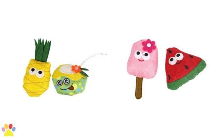 Fofos summer Ananas met drankje Of Watermeloen en ijsje!