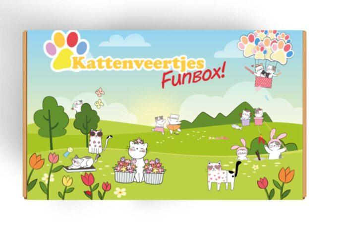 Kattenveertjes Funbox