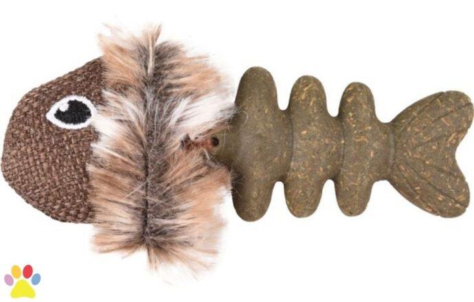 PS Natura delight catnip vis 9 cm