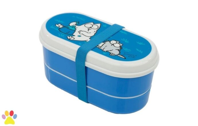 Bento Lunchbox Simon's Cat.