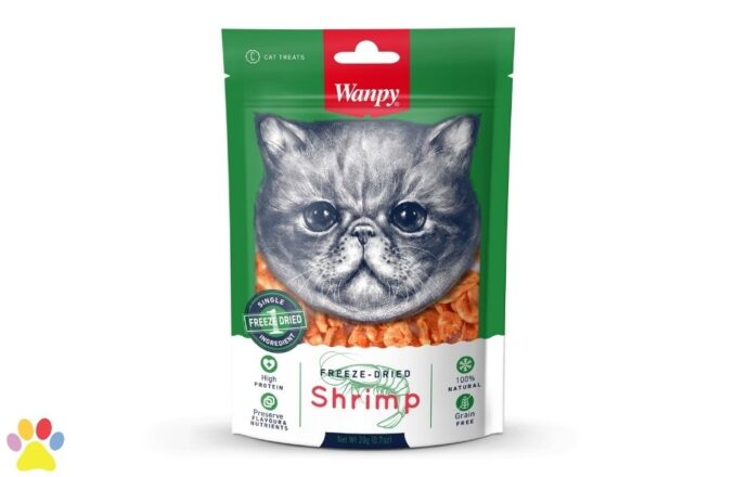 Wanpy - Freeze Dried Shrimp