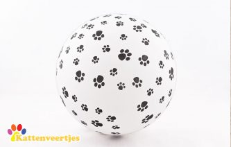 Kattenveertjes-balon