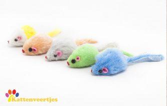Kattenveertjes-muisje