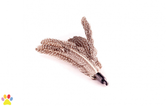 Bird bells verenkattenspeeltje voor aan een kattenhengel zoals crazy hunter of flexi hunter
