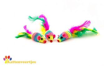 speelgoedmuis glitter muis